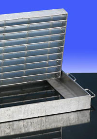 Special Grating Panel